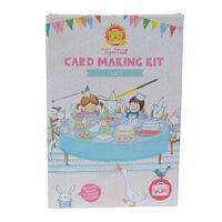 Tiger Tribe - Card Making Kit - Party