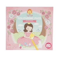 Tiger Tribe - Colouring Pack - Princesses