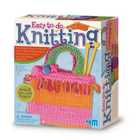 4M - Easy-To-Do Knitting