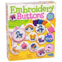 4M - Embroidery Buttons