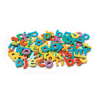 Djeco - 83 Magnetic Lower Case Letters