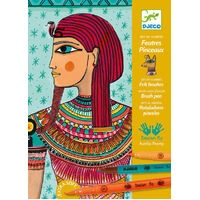 Djeco - Egyptian Art Felt Tips