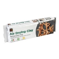 EC - Air Drying Clay Terracotta 1kg