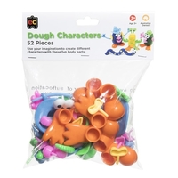 EC - Dough Characters (pack of 52)