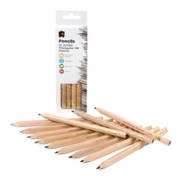 EC - Jumbo Triangular HB Pencils (12 pack)