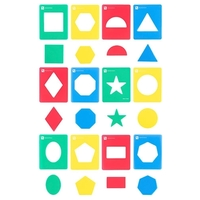 EC - Stencil Geometric Shapes (set of 12)