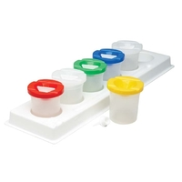 EC - Safety Paint Pot & Stand Set