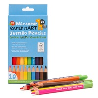 Micador - Early Start Jumbo Pencils (10 pack)