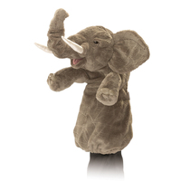 Folkmanis - Elephant Stage Puppet