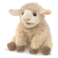 Folkmanis - Small Lamb Puppet