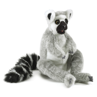 Folkmanis - Ring-Tailed Lemur Puppet