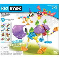K'NEX - Kid K'NEX Dino Dudes Building Set