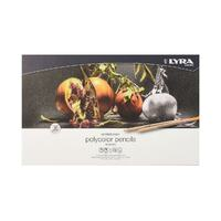 Lyra - Rembrandt Polycolor Coloured Pencils (tin of 72)