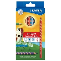 Lyra - Groove Coloured Pencils (10 pack)
