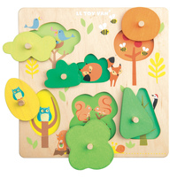 Le Toy Van - Petilou Woodland Tree Puzzle