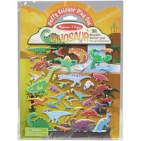 Melissa & Doug - Puffy Sticker Play Set - Dinosaurs