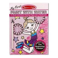 Melissa & Doug - My First Paint with Water - Pink