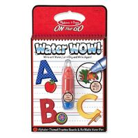 Melissa & Doug - On The Go - Water WOW! - Letters