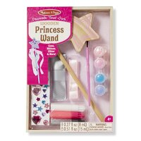 Melissa & Doug - Decorate-Your-Own Wooden Princess Wand