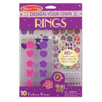 Melissa & Doug - Design-Your-Own - Rings