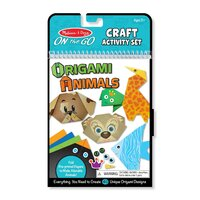 Melissa & Doug - On The Go - Craft Set - Origami Animals