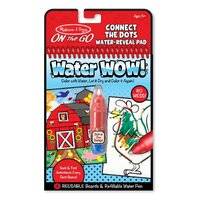 Melissa & Doug - On The Go - Water WOW! - Farm Connect the Dots