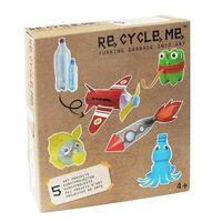 ReCycleMe - Pet Bottle Boys