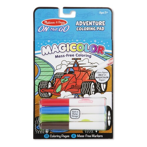 Melissa & Doug - On The Go - Magicolor - Adventure